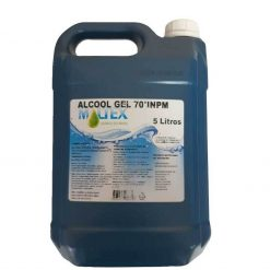 Álcool Gel 70% 5 litros