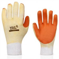 Luva de Segurança Orange Volk