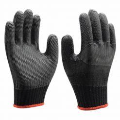 luvas-rubber-black